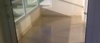 Cemfloor, Floor Overlay